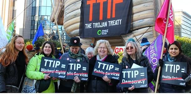 Mécanisme TTIP