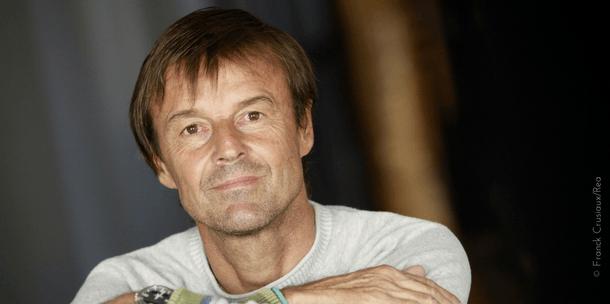 Nomination de Nicolas Hulot
