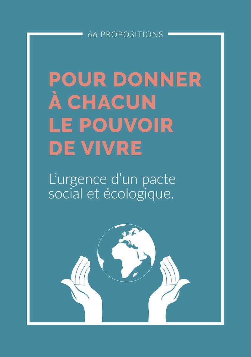 Pacte écologique et social