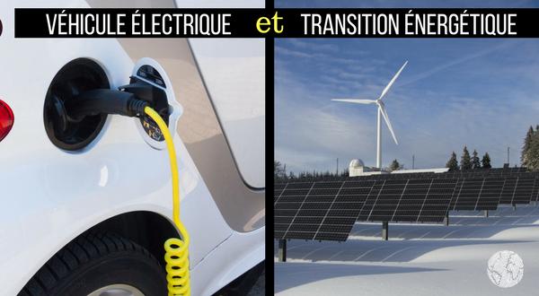 véhicule électrique et transition énergétqiue