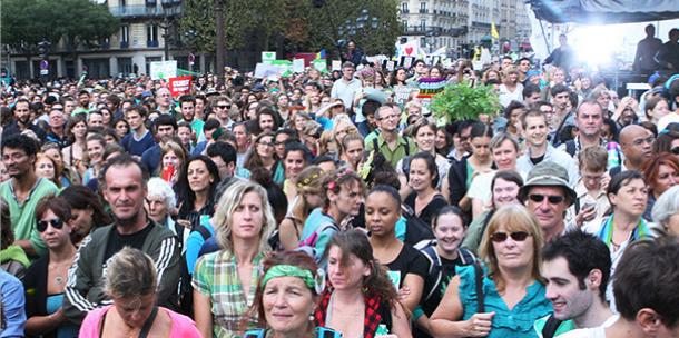 Mobilisation citoyenne pour l'environnement