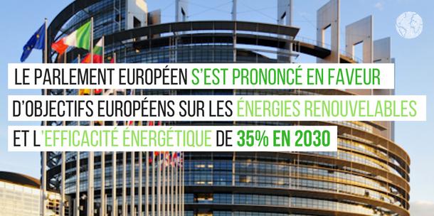 politique énergétique de l'Europe