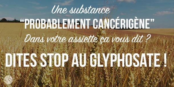 pétition glyphosate