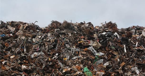 trier et ramasser les déchets