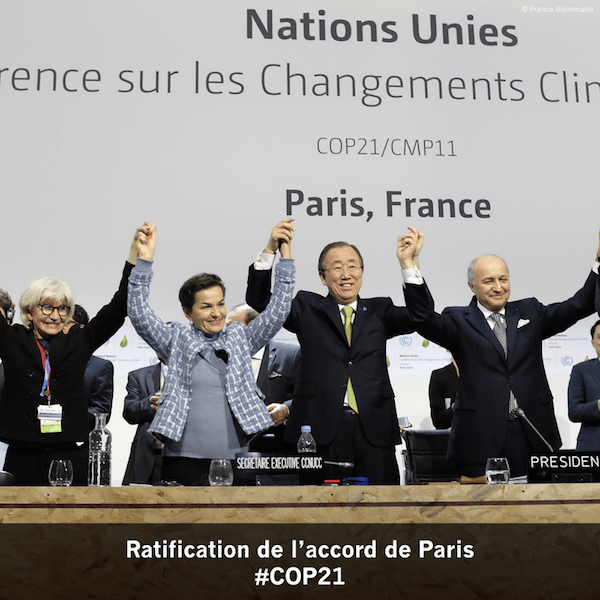 Ratification COP21