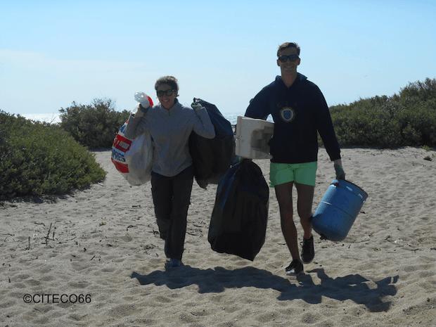 ramassage déchets