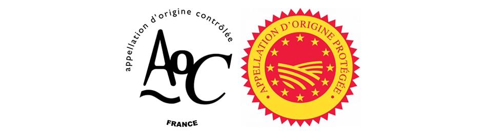 label appellation origine