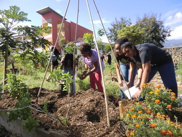projet lauréat des prime du bénévolat nature