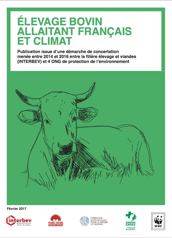 Elevage bovin allaitant français et climat