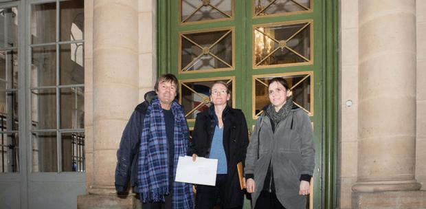 3 ONG déposent une porte étroite sur CETA